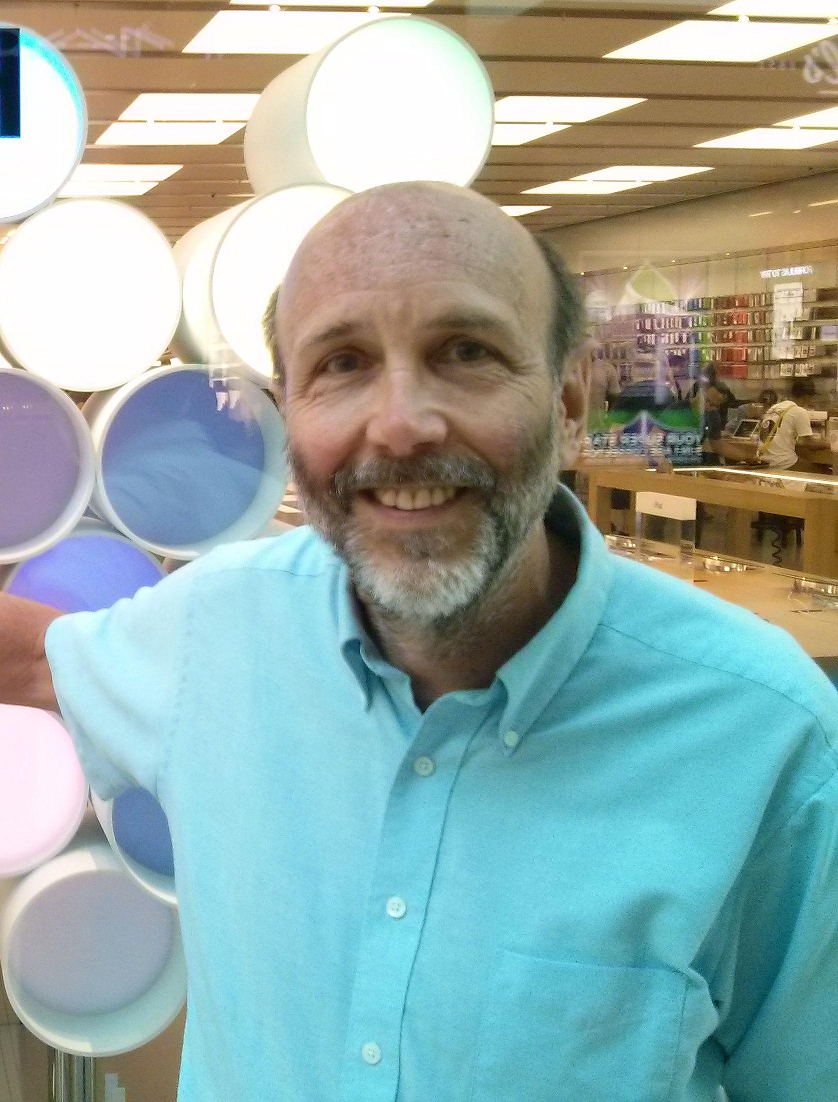 Professor John DeGood